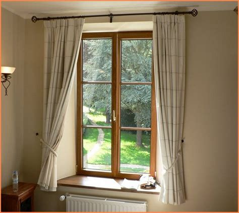curtain length patio doors decorate the house with