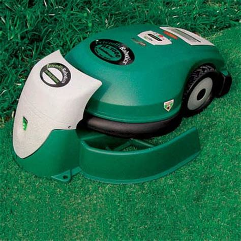 robomower rl robotic lawn mower  docking station