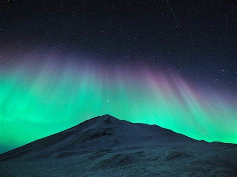 northern lights cruise december 2017 the best places to see the northern lights in january