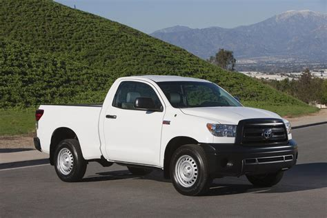 2009 Toyota Tundra Work Truck Package News And Information