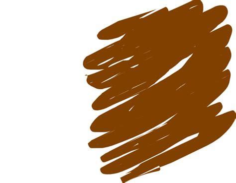 Brown Scribble Clip Art At Clker.com