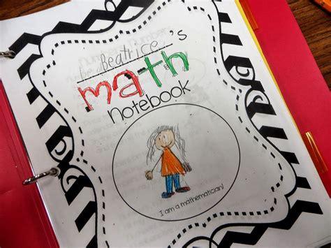 math notebooking  images math notebooks math