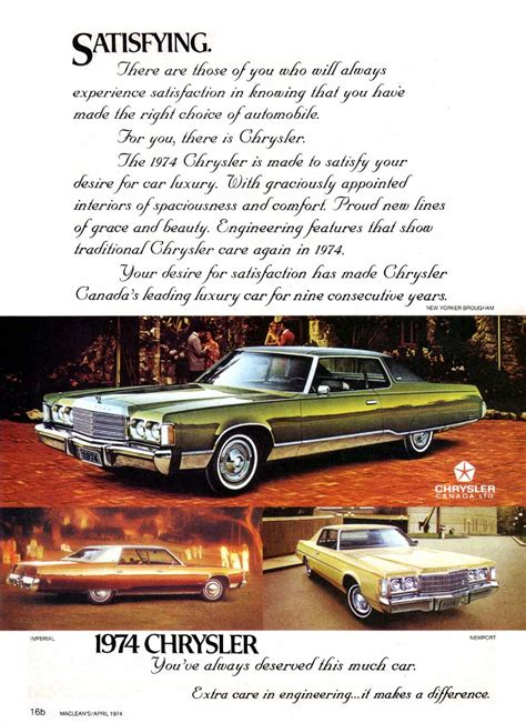 Chrysler Advertising by 1000 Images About Chrysler Car Ads On Mopar