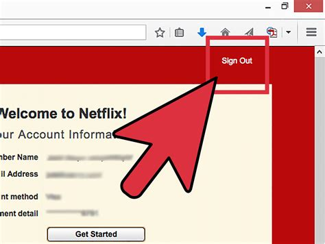 How To Log Out Of Netflix On Windows 8