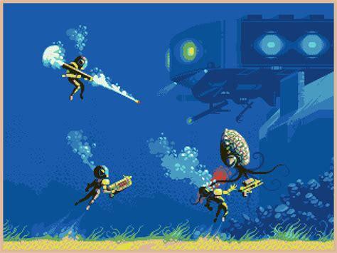 Future War Stories: FWS Armory: Underwater Firearms by Yoel