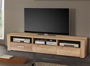 Global Wohnen Online Shop : tv unterschrank lowboard eiche antik 181x52cm neu lowboards wohnzimmer feldmann wohnen ~ Bigdaddyawards.com Haus und Dekorationen