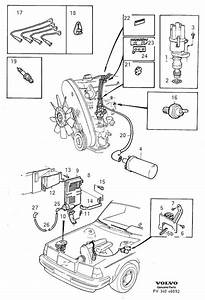Volvo 240 Sensor  System  Ignition - 1317296