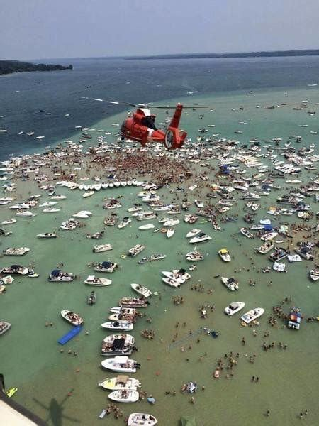 White city is a small area near jacobsville. Court ruling halts Torch Lake sandbar parties | Local News ...
