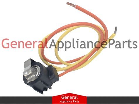 refrigerator defrost thermostat replaces ge kenmore hotpoint ah ea ebay