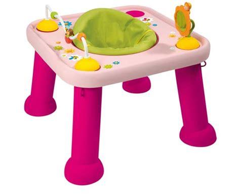 table d activité avec siege rotatif table d 39 éveil avec siège jumperoo