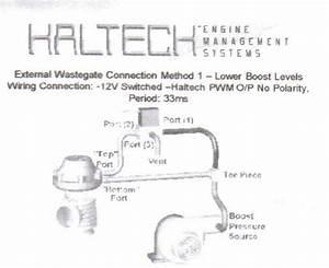 Tactrix Boost Control Solenoid  Plug