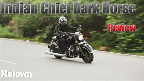 Review Indian Chief by Indian Chief Road Test Review