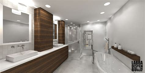 modern master bathroom design labra designbuild