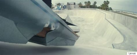 lexus finally proves     future hoverboard