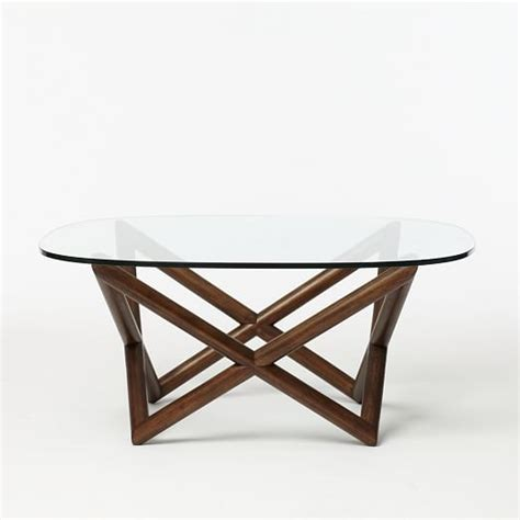 Spindle Coffee Table  West Elm