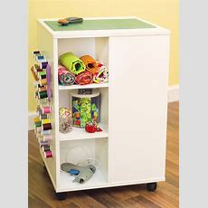 Sewing & Crafting Storage Cube Table  Joann