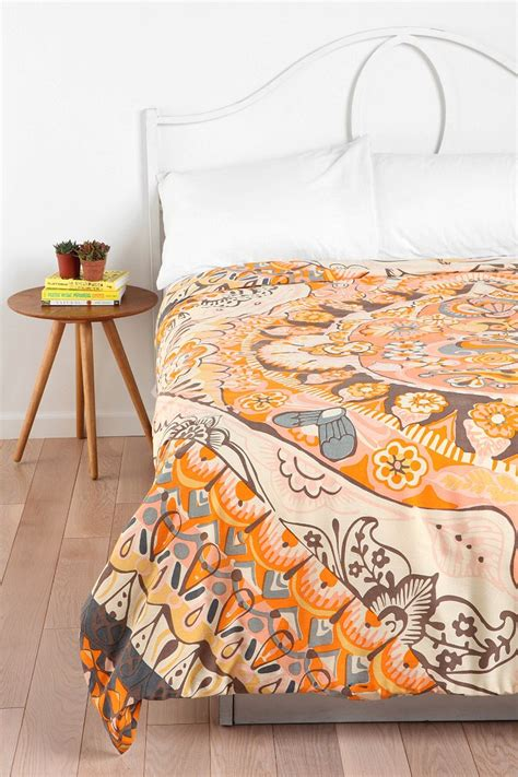magical thinking bedding magical thinking painted mandala duvet cover