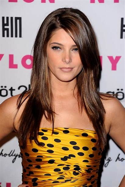 Ashley Greene Young Hair Brown Hollywood Party