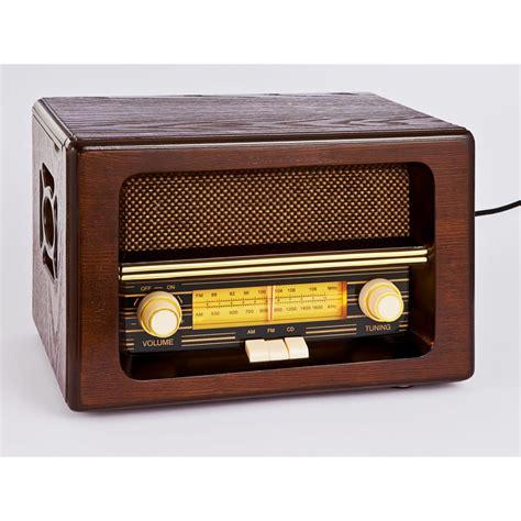radio mit cd nostalgie radio mit cd spieler g 252 nstig bei eurotops bestellen