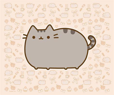 Pusheen The Cat Wallpapers Wallpapersafari