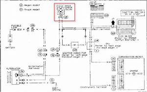 Headlight Wiring Diagram For 1994 Nissan Pickup
