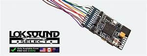 Esu 73400 Loksound Select 6 Aux Nmra Dcc Sound Decoder V2