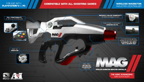 playstation move sharp shooter meant to be seen view topic mag ii awesome gun