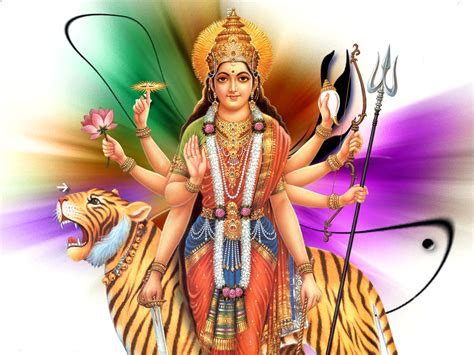 Digital Navratri Mata Wallpaper by Web Design Company In Udaipur Best Mata Rani Wallpaper