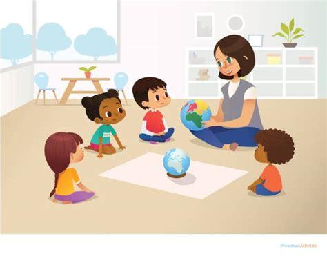 top preschool circle time clip vector graphics and 547 | smiling kindergarten teacher shows globe to children sitting in vector id682516890?k=6&m=682516890&s=612x612&w=0&h=PPIVo3YI01mBDi 0gk XZ0 aLd18cGR2OYV mxrjwXk=