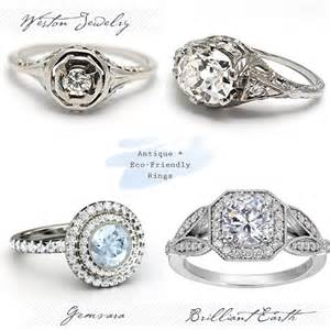 vintage engagement rings for unique vintage engagement rings best day