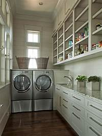 pictures of laundry rooms 8 Tidy Laundry Rooms That Make Washday Fun | HGTV
