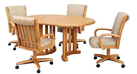chromcraft furniture c177 936 and t717 77 swivel tilt