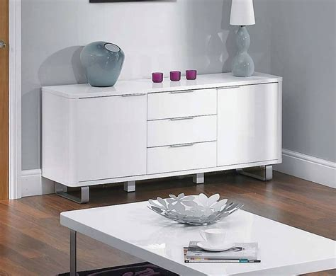 Cheap Sideboards Uk by 15 Photo Of Cheap White High Gloss Sideboards