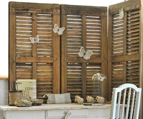 d 233 co et recyclage de vieux volets et persiennes en bois pallet re use wood