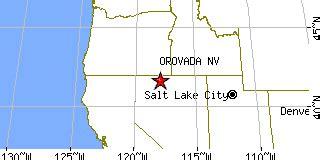 Orovada, Nevada (NV) ~ population data, races, housing ...