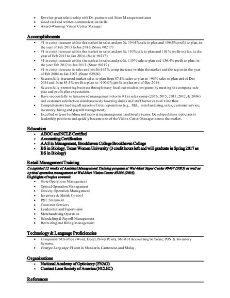 optical lab technician resume coder resume