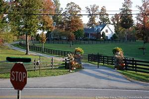 Fall Colors At The Judd's Family Farm As Seen From The