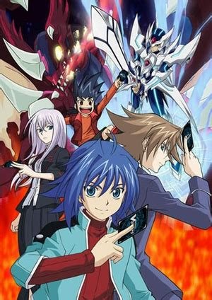 anime cardfight vanguard cardfight vanguard anime cardfight vanguard wiki