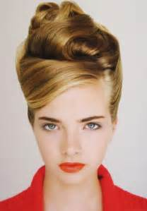 Retro Vintage Hairstyles Updos