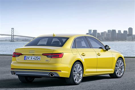 2019 Audi A4  Another Facelift