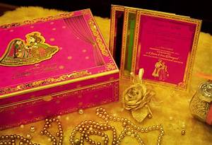 Designer indian wedding cards wedding invitations delhi for Wedding invitation printing delhi
