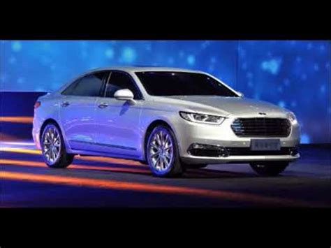 2019 Ford Taurus Redesign, Release Date Youtube