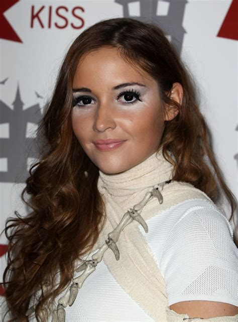 JACQUELINE JOSSA at Kiss FM Haunted House Party in London ...