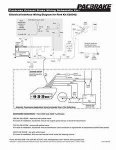 Electrical Interface Wiring Diagram For Ford Kit C20002