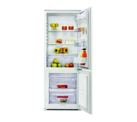 Buy Zanussi Zbb24430sa Integrated Fridge Freezer Free