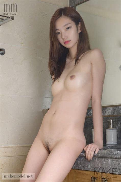 메이크모델 다영 검은 수선화 은꼴사진 야딸풀싸