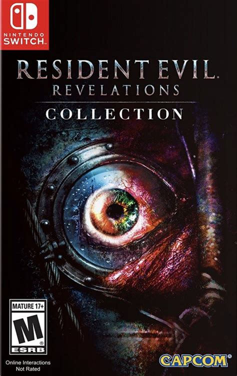 Resident Evil For Switch Resident Evil Revelations Collection Review Switch