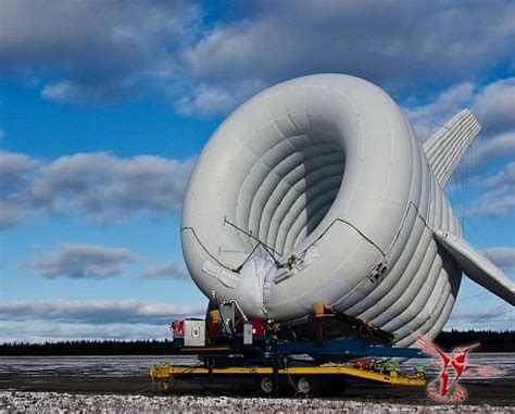 Первый в мире летающий ветрогенератор поднялся в небо над аляской dailytechinfo новости науки и технологий новинки техники.