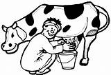 Cow Coloring Pages Outline Drawing Cartoon Dairy Printable Calf Easy Milk Dog Cows Draw Getdrawings Clipartmag Spiderman Print Getcolorings sketch template