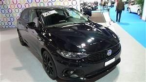 Fiat Tipo Noir : 2018 fiat tipo s design 1 6 multijet exterior and interior auto z rich car show 2017 youtube ~ Medecine-chirurgie-esthetiques.com Avis de Voitures